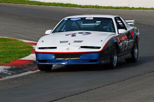 Firebird Race Car