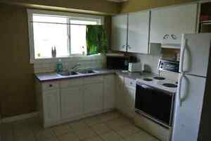 Family Oriented 3 Bedroom unit in a 4-plex for rent