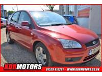 2007 Ford Focus STYLE 115 - 1.8L DIESEL MANUAL - STUNNING CAR