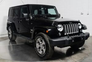 2018 Jeep WRANGLER UNLIMITED UNLIMITED 4X4 MAGS NAV