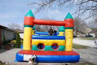 Bouncy Castle Rental $150/day - no deposit required