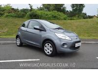 2010 Ford Ka 1.2 Edge 3dr (start/stop)