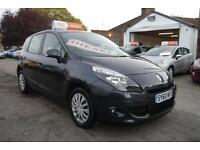 2010 60 Renault Grand Scenic 1.5dCi ( 110bhp ) Expression DIESEL FULL HISTORY