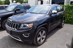 Jeep Grand Cherokee Limited 4X4**TOIT OUVRANT** 2016