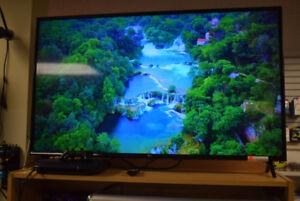 "LG 55"" 4K UHD HDR LED Smart TV w/ Remote (#1437)"