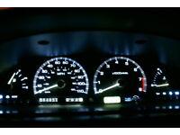 S14 Blue Cluster LED Bulb kit 240sx Kouki Zenki Silvia 1995-1999