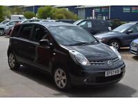 2007 NISSAN NOTE 1.6 Tekna Auto