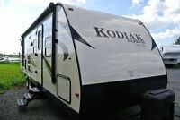2016 Dutchmen Kodiak Express 283BHSL