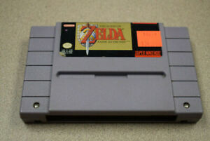 The Legend Of Zelda A Link To The Past For Super Nintendo (#156)