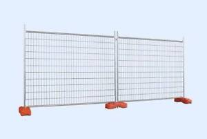 Brand New Temporary Fencing Panel 2.4m x 2.1m From $36 plus GST Geelong Region Preview