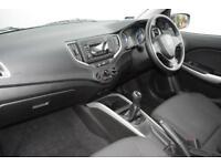 2018 Suzuki Baleno 1.2 Dualjet SZ3 5dr Petrol black Manual