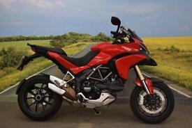 Ducati Multistrada 1200 **ABS, Adjustable Screen, Hand Guards**