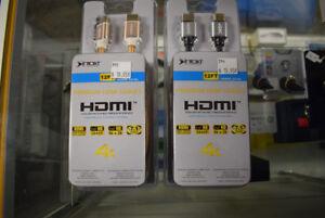 12ft 4K Premium HDMI Cables