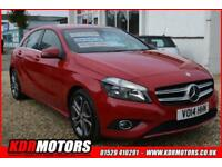 2014 Mercedes A-class A180 Cdi Blueefficiency Sport 1.5L Diesel - F/S/H