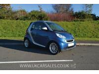 2009 Smart Fortwo 1.0 MHD Passion Cabriolet 2dr