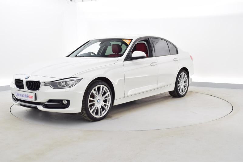 2014 BMW 3 SERIES 316i Sport 4dr Step Auto
