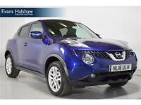 Nissan Juke 1.6 N-Connecta 5dr Xtronic