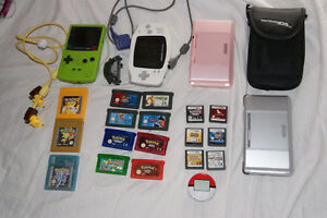 PRICE DROP - NINTENDO -- Game Boy -- DS - GBA - Colour