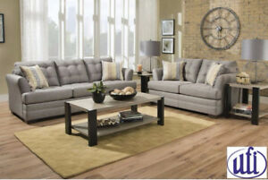 CLEARANCE Sofa and Loveseat! Call 709-489-1001
