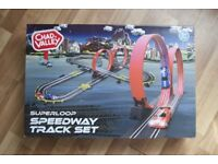 Chad Valley Super Loop Speedway Scalextric (Very Large Setup)