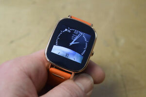 ASUS ZenWatch 2 Smart Watch - Android - Rose Gold
