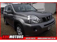 2008 Nissan X-Trail TREK 2.0L DCI - SWITCHABLE 2/4 WHEEL DRIVE - F/S/H