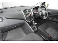 2018 Suzuki Celerio 1.0 SZ3 5dr Petrol white Manual