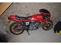 1980 Ducati Darmah