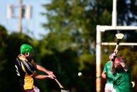 Want a new challenge?  Try Hurling! the national Irish sport!