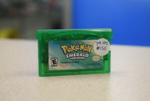 Pokemon Emerald Version - Gameboy Advance (GBA)