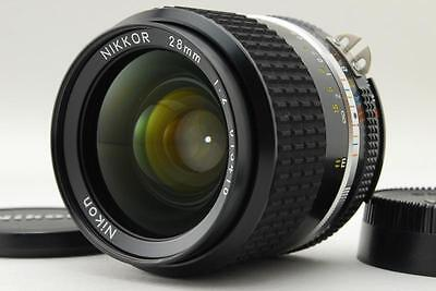 Объективы Mint+++ Nikon Ai-s 28mm F/2