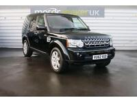 2013 Land Rover Discovery 4 XS commercial VAT Q 3.0 SD 3.0 8 speed comandshi...