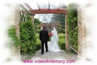 From $100/hr:①Wedding Photography-Videography/Booth/DVD