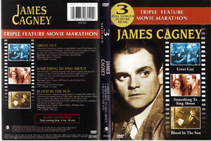 James Cagney Triple Feature (3 Films)