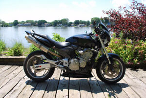 Honda hornet CB599 CB600