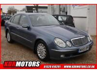 2003 Mercedes E270 CDI ELEGANCE - 2.7 - AUTO - Reduced from £1995 to £1495