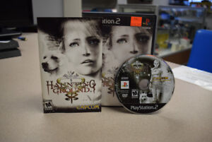 Haunting Ground for Playstation 2 w/ Case, Disc & Manual