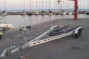 2017 ALUMINIUM BOAT TRAILER+TORSION+COMMANDER SERIES !! Kingston Kingston Area image 2