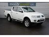 2014 Mitsubishi L200 DCab DI D Warrior II 4WD VATQ 176Bhp no deposit and only...