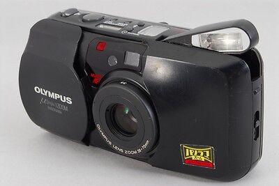 Пленочные фотокамеры [Exc++] Olympus Mju Zoom