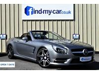 2014 14 Mercedes-Benz SL 500 AMG #THE ONE TO HAVE#