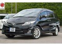 2010 Toyota Estima 2.4 VVTi AERAS G Edition Captain Seats FRESH IMPORT UK DVD SA