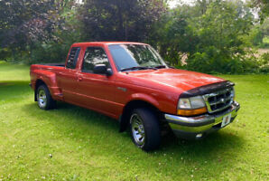 Ford Ranger Pick-Up 1998
