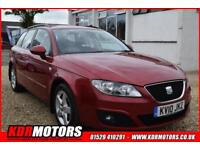 2010 SEAT Exeo S CR 2L TDI - 6 SPEED MANUAL - 110K - FULL SERVICE HISTORY