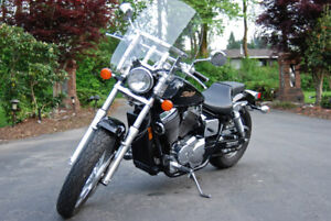2006 Honda Shadow Spirit - low kms