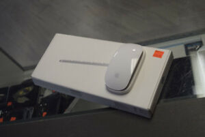 Apple Wireless Keyboard And Magic Mouse