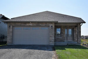 Brand New Build! Raised Bungalow in Kingston's West End