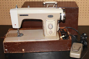 Nelco & Omega Sewing Machines