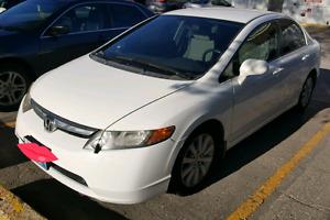 2007 Honda Civic LX / SAFETIED