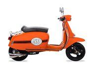 Scomadi 50cc Scooter